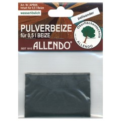 pulverbeize f r 0 5 liter 17 5 g beutel sb farbe palisander holzfarben bindulin shop. Black Bedroom Furniture Sets. Home Design Ideas