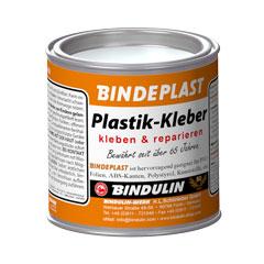 bindeplast plastik kleber 220 g metalldose kleber bindulin shop. Black Bedroom Furniture Sets. Home Design Ideas